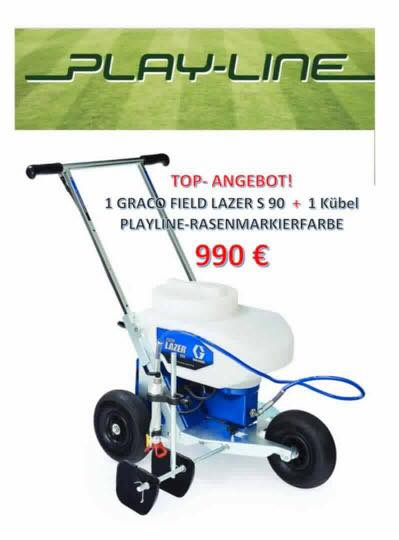 Graco S90 plus 1 PLAYLINE Farbkübel